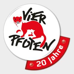 20-Jahre-VIER-PFOTEN-Deutschland